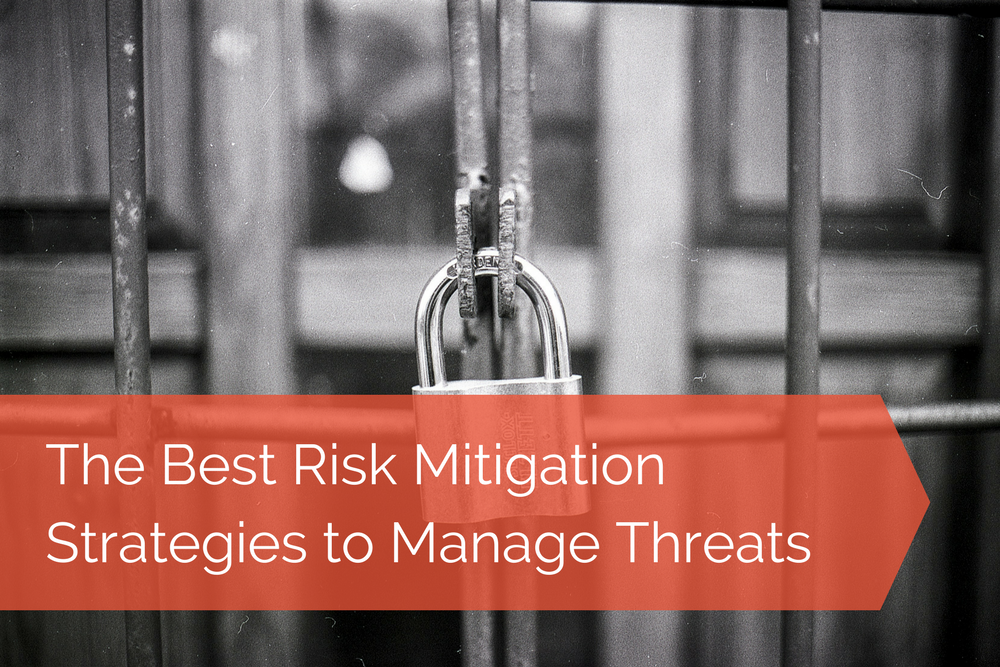 The Best Risk Mitigation Strategies to Manage Threats